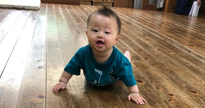 2018年9月9日(日) 赤ちゃんの育て方講習会(第7回)